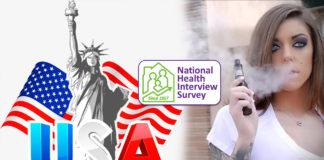 Usa, diminuiscono i fumatori. Ed aumentano i vapers